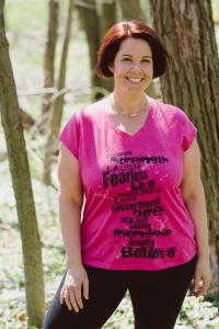 full body in woods for blog